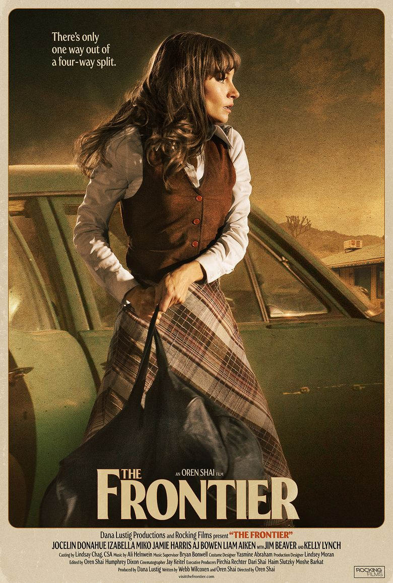 The Frontier Poster