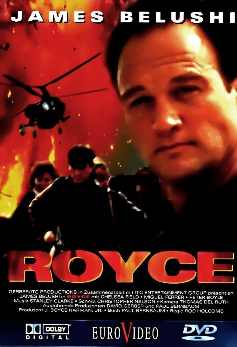 Royce Poster