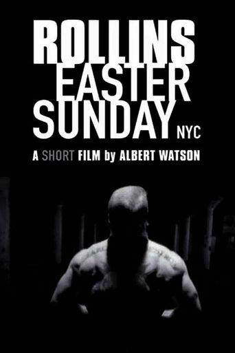 Henry Rollins, Easter Sunday Poster