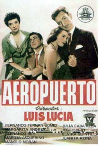 Aeropuerto Poster