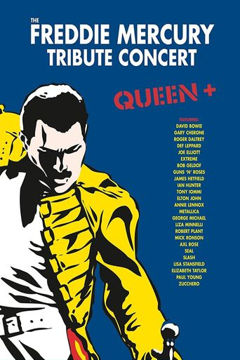 Watch The Freddie Mercury Tribute Concert