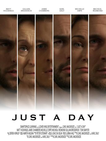 Just a Day Poster