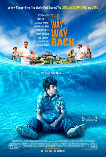 Watch The Way Way Back