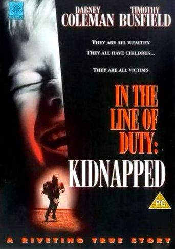 In the Line of Duty: Kidnapped Poster