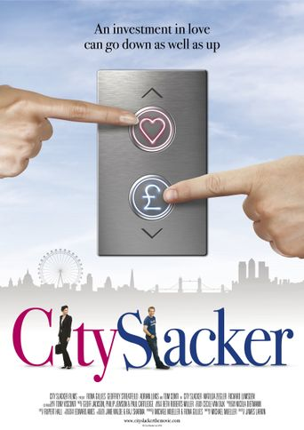 City Slacker Poster