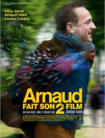 Arnaud fait son 2ème film Poster