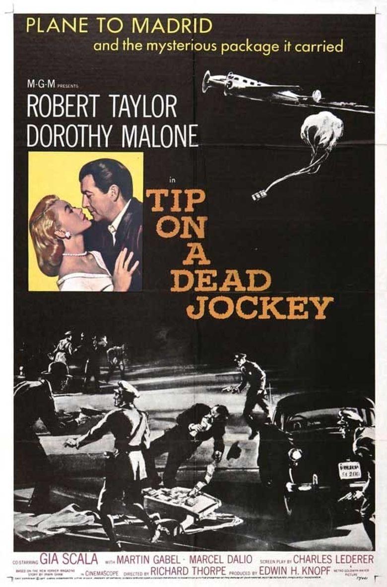 Tip on a Dead Jockey Poster