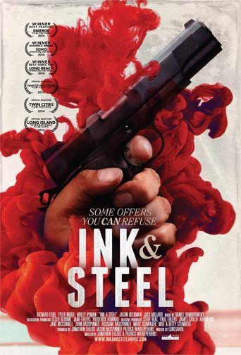 Ink & Steel Poster