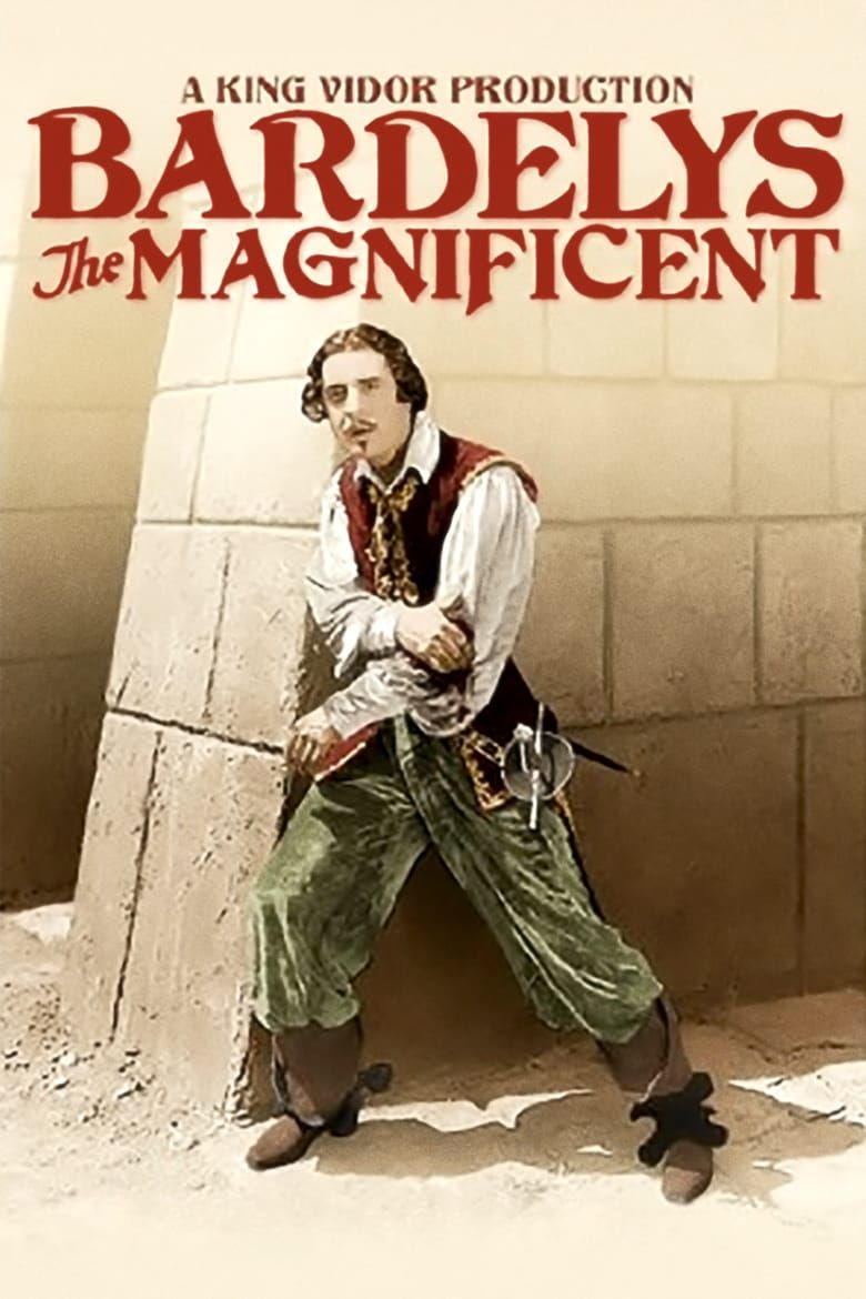 Watch Bardelys the Magnificent