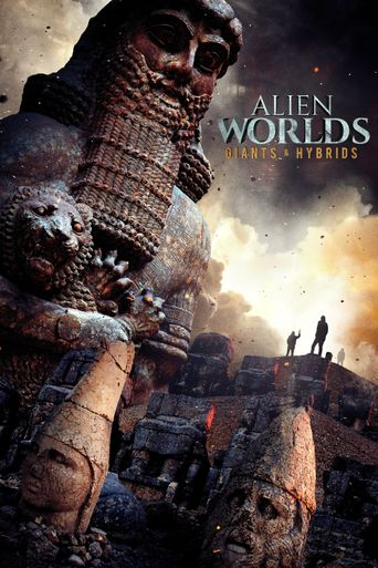 Alien Worlds: Giants and Hybrids Poster