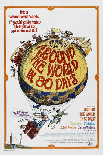 Watch Around the World in Eighty Days