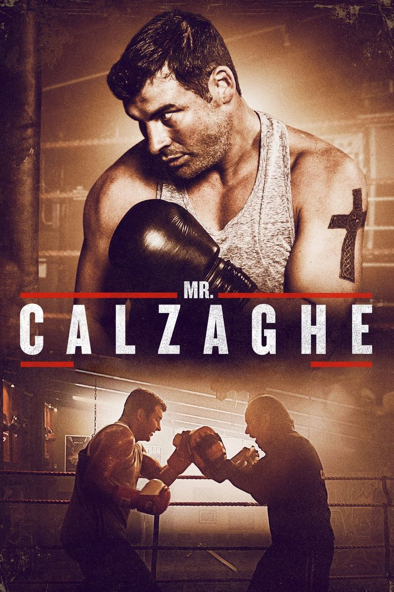 Mr. Calzaghe Poster