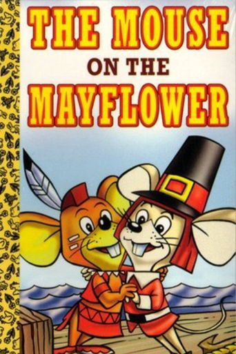 The Mouse on the Mayflower Poster