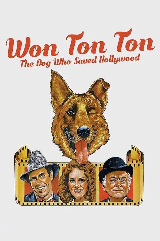 Won Ton Ton: The Dog Who Saved Hollywood Poster