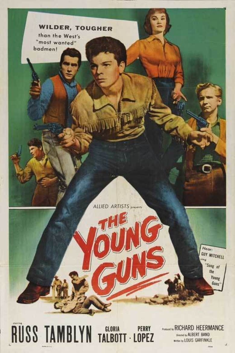 The Young Guns Poster