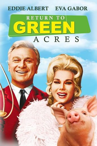 Return to Green Acres Poster