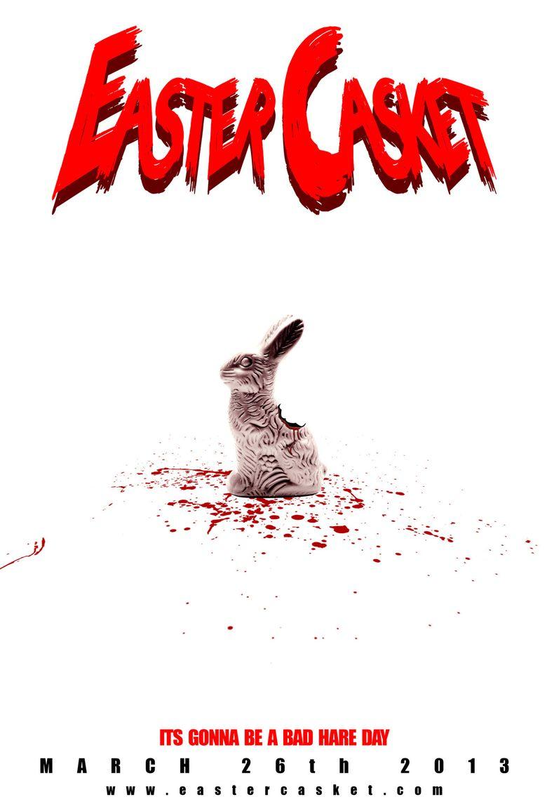 Easter Casket Poster