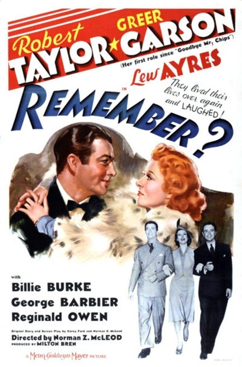 Remember? Poster
