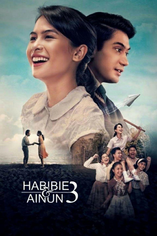 Habibie & Ainun 3 Poster