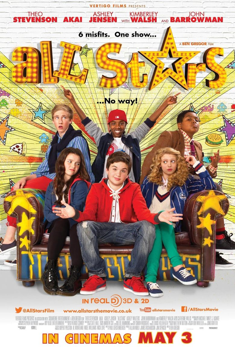 All Stars Poster