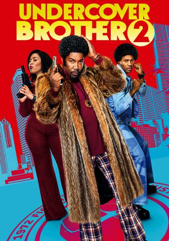 Undercover Brother 2 Poster