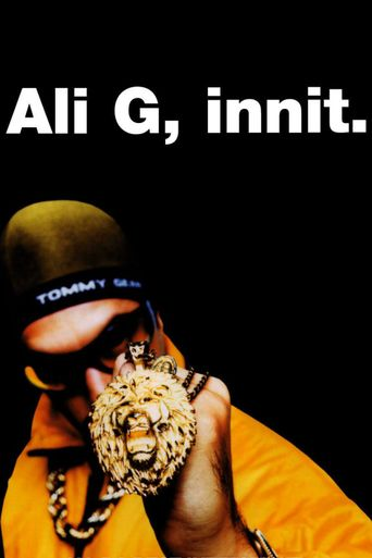 Ali G, Innit Poster