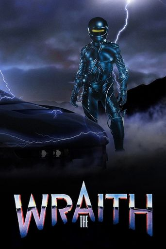Watch The Wraith