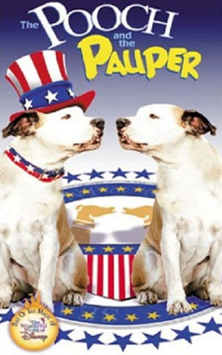 The Pooch and the Pauper Poster