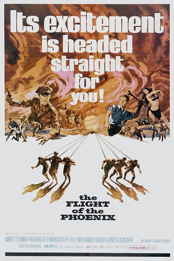The Flight of the Phoenix Poster