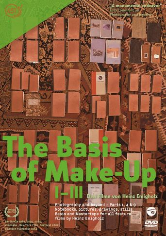 The Basis of Make-Up I Poster