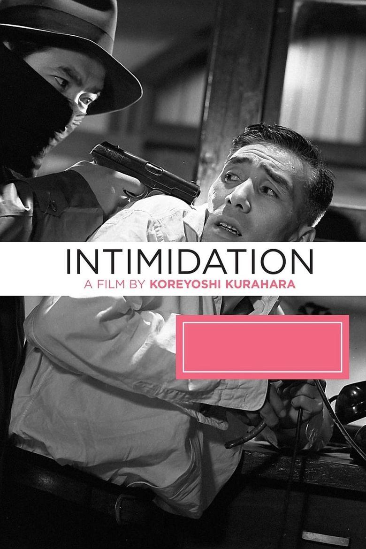 Intimidation Poster