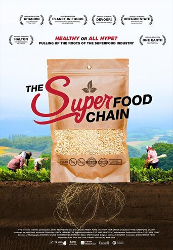 The Superfood Chain Poster