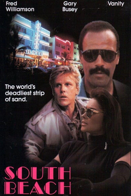South Beach Poster