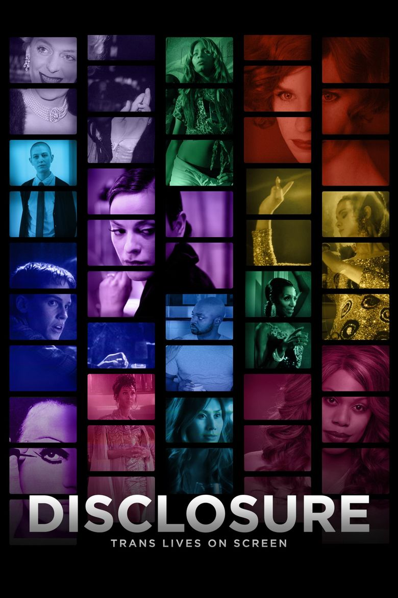 Disclosure: Trans Lives On Screen Poster