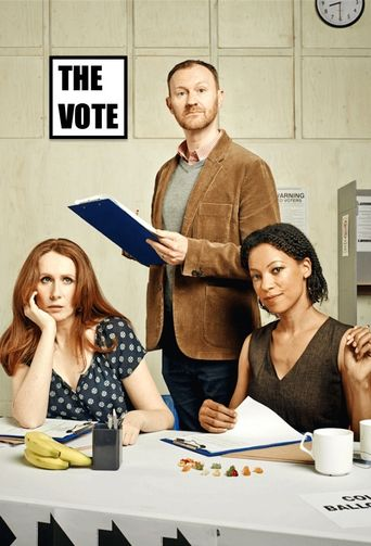 The Vote Poster
