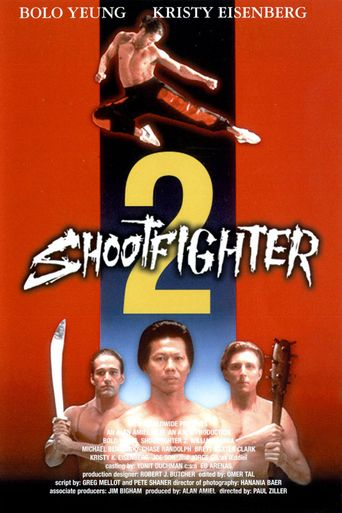 Shootfighter 2 Poster