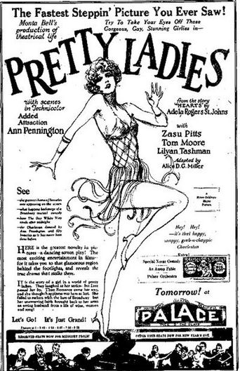 Pretty Ladies Poster