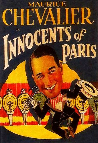 Innocents of Paris Poster
