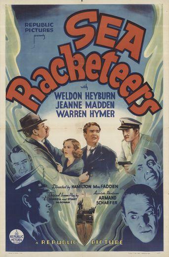 Sea Racketeers Poster