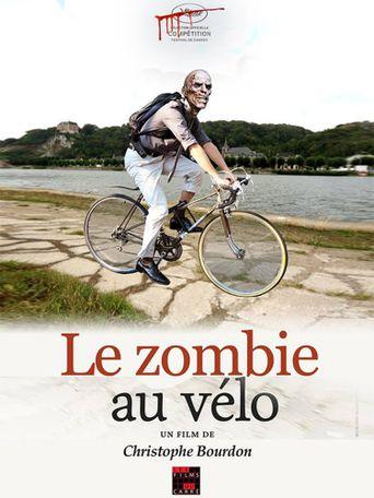 Le zombie au vélo Poster