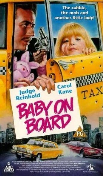 Baby on Board Poster