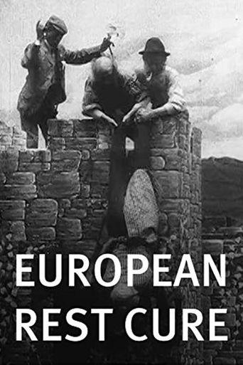 European Rest Cure Poster