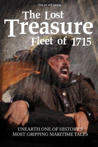 The Lost Treasure Fleet of 1715 Poster