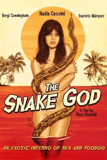 The Snake God Poster