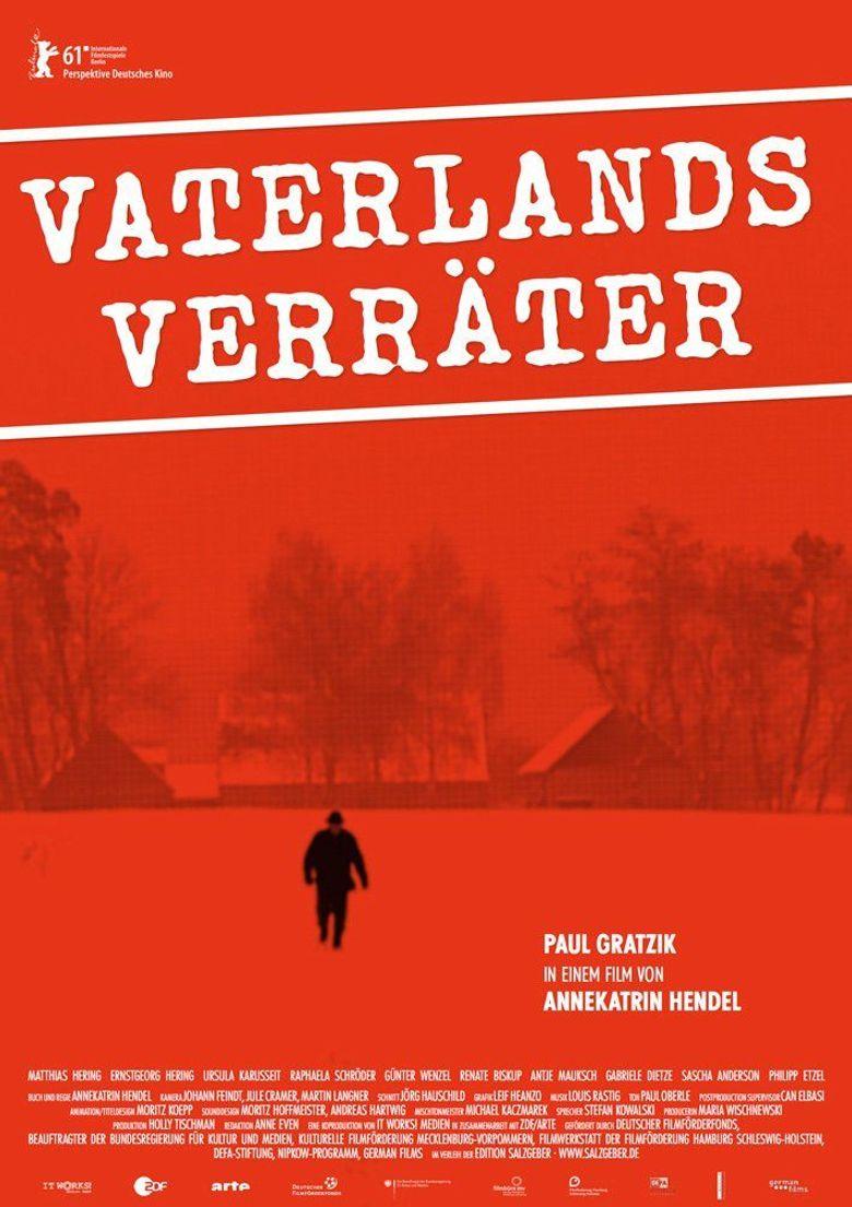 Vaterlandsverräter Poster