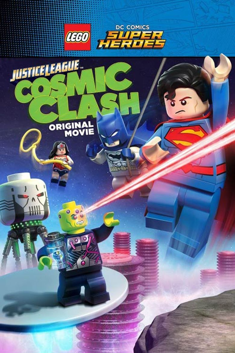 LEGO DC Comics Super Heroes: Justice League: Cosmic Clash Poster