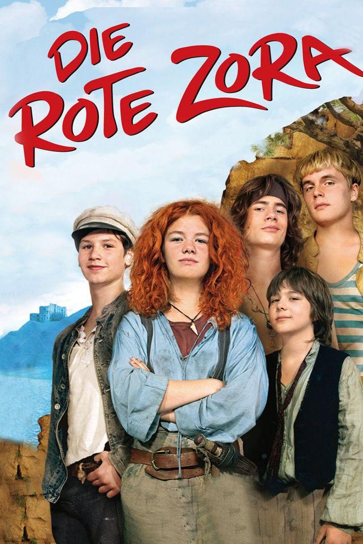 Red Zora Poster
