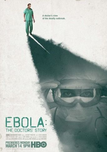 Ebola: The Doctors' Story Poster