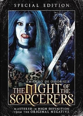 Night of the Sorcerers Poster