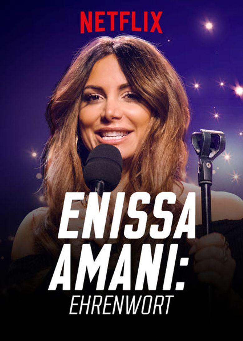 Enissa Amani: Ehrenwort Poster